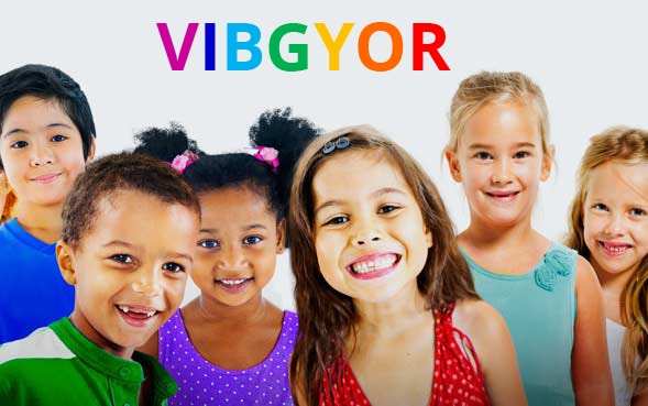 Vibgyor- Program for our Special Ones. Children with Spectrum Disorder.