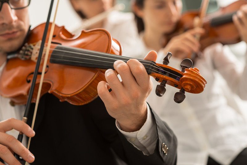 Top classical songs for walking down the aisle
