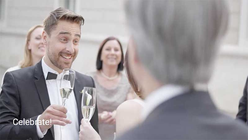 wedding toast delivery tips