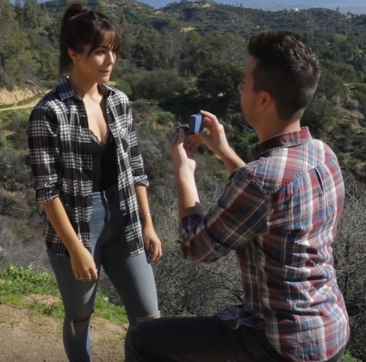 millennial marriage proposal