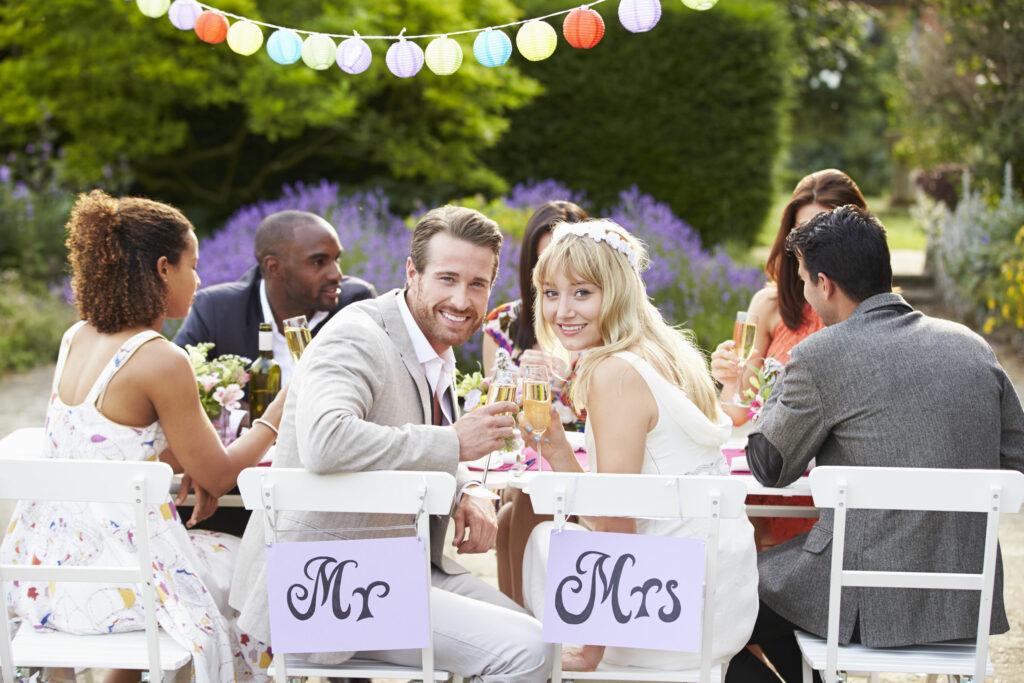 flawless wedding