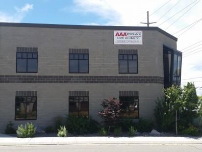 AAA Restoration's Salt Lake City Office