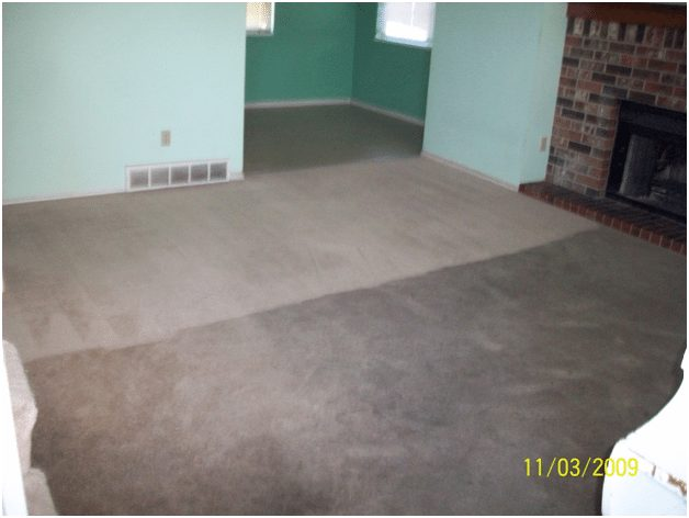 Winter Cleaning for your carpets