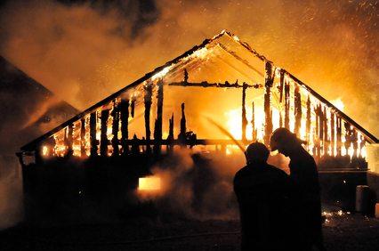 fire damage utah