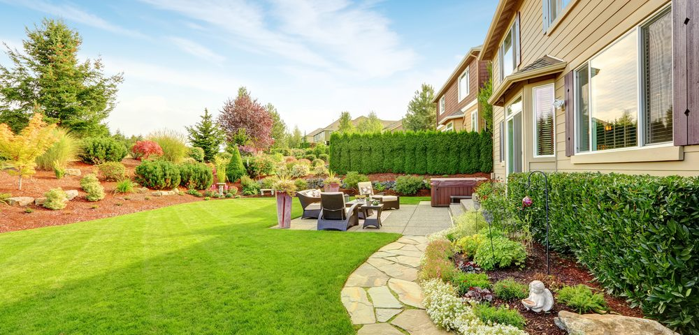 landscaping to prevent basement flooding