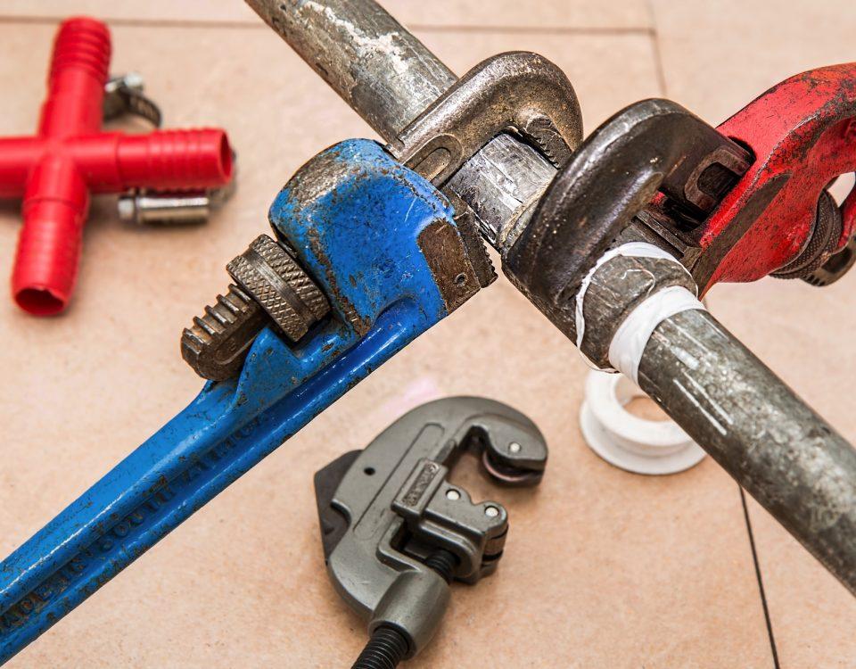 plumbing pipe leakage