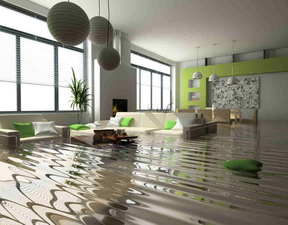 Water Damage Flooding Restoration