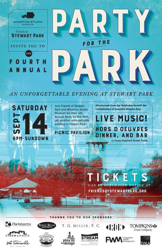 Party in Stewart Park