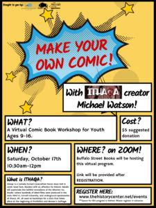 Ithaqa Comic Workshop