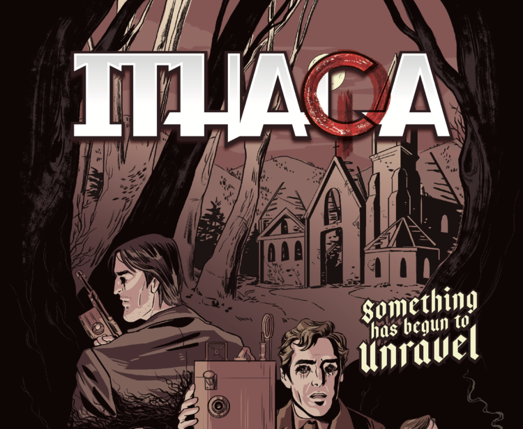 ITHAQA COMIC