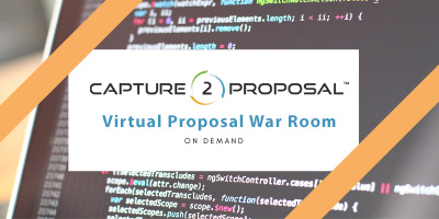 The Virtual Proposal War Room