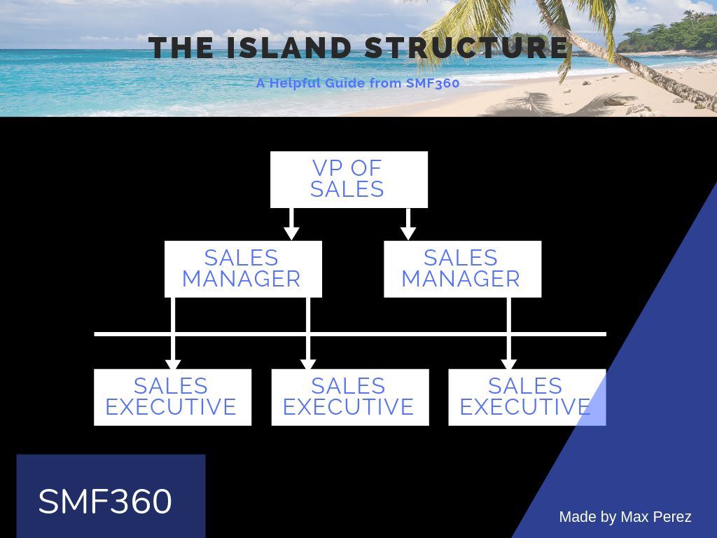 Sales team structures