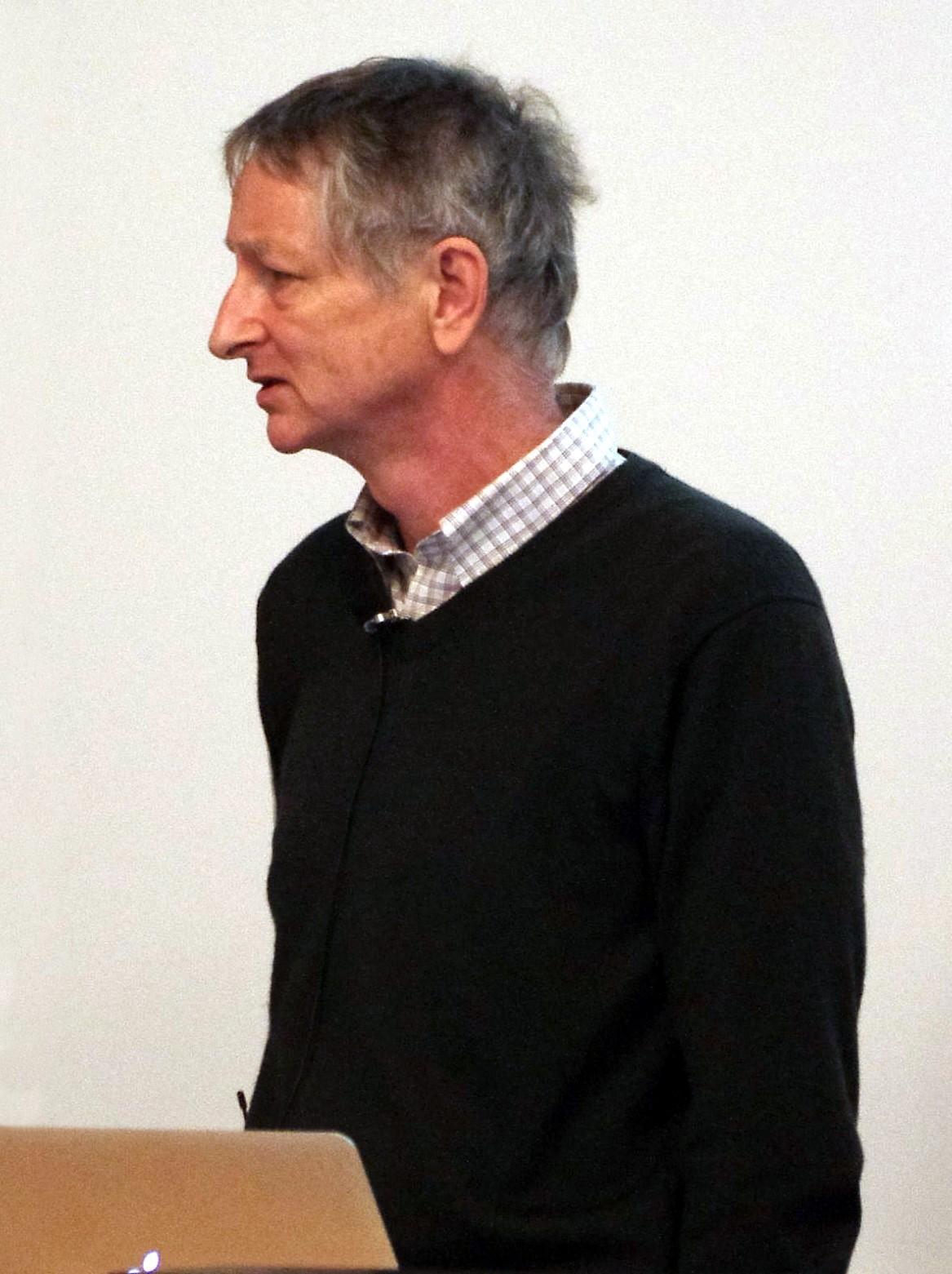 Geoffrey Hinton,