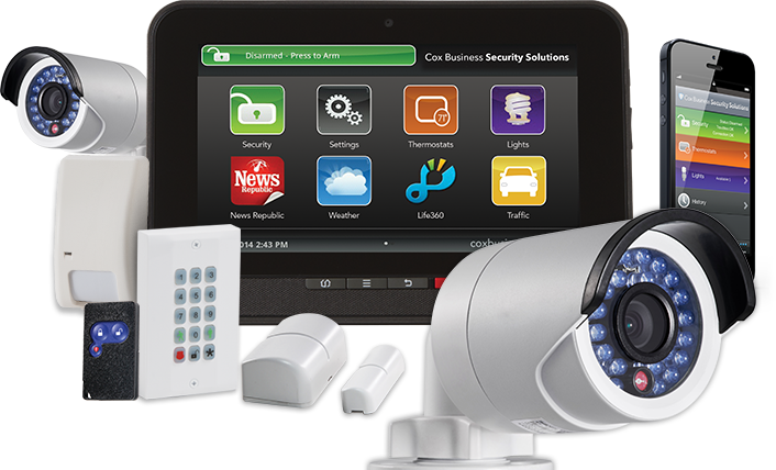 home security innovations