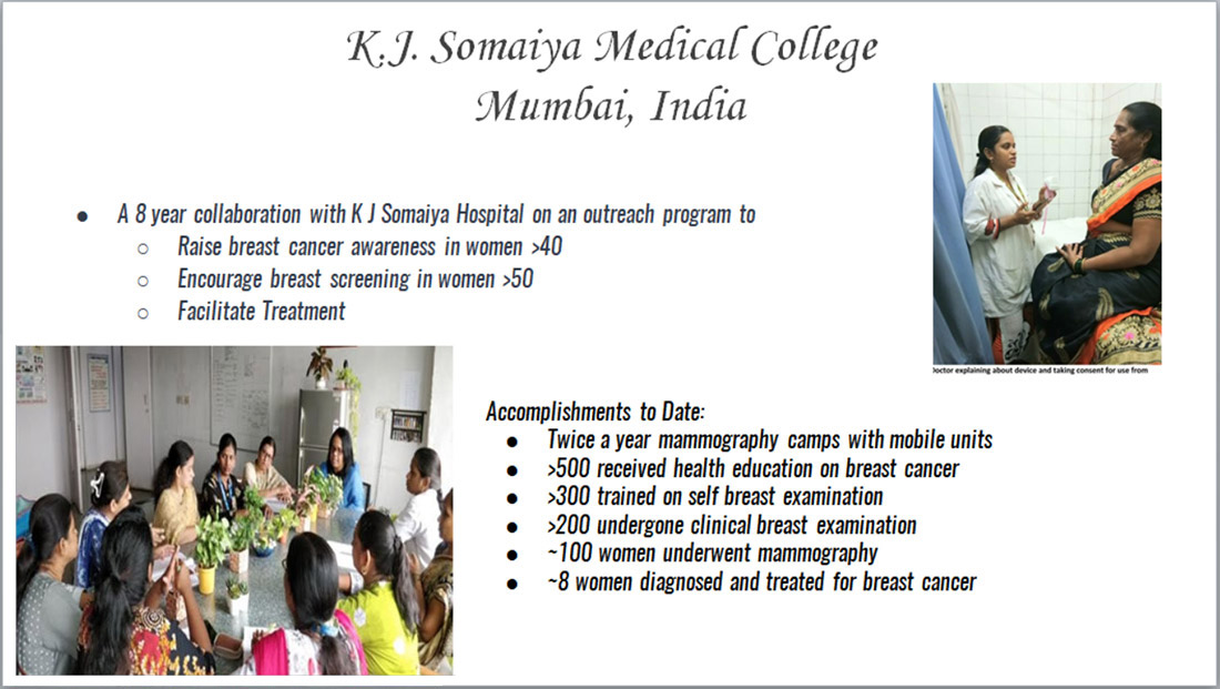 Dept. of Community Medicine at K. J. Somaiya Medical College, Mumbai