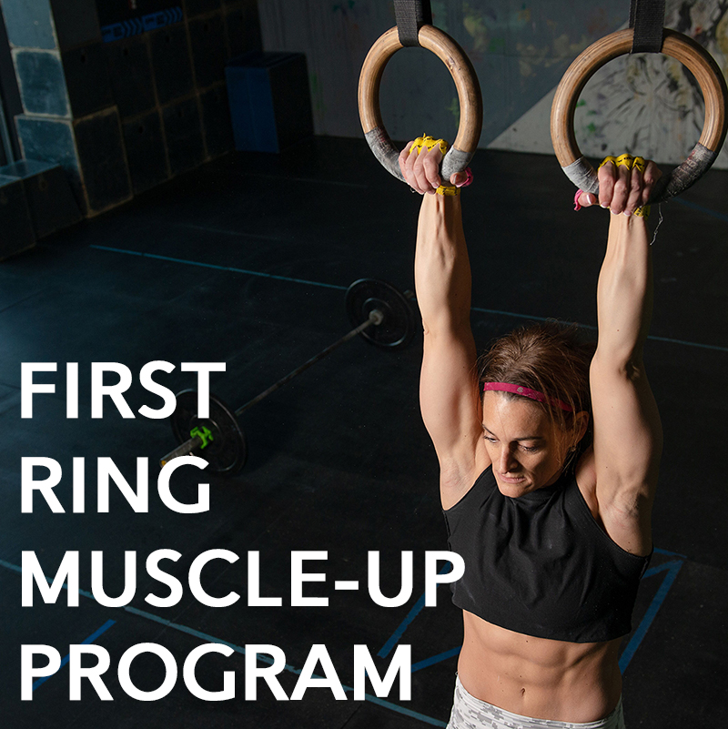 First Ring Muscle-Up