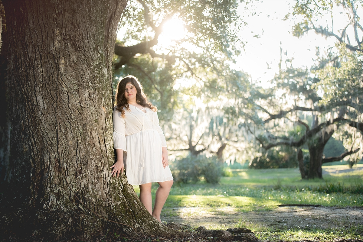 Snow White in Real Life…on a Senior Session