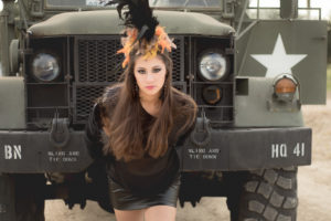 Edgy Shoot based on Mad Max Movie
