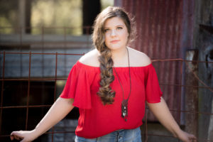 Casual to glam- senior pictures!