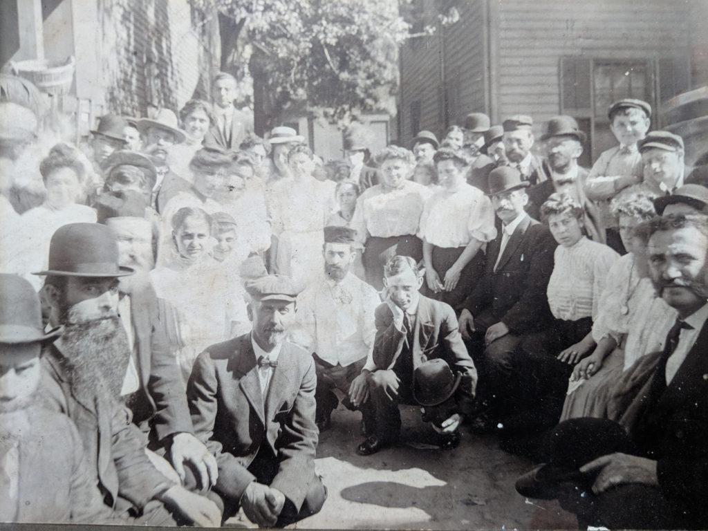 community-1900s