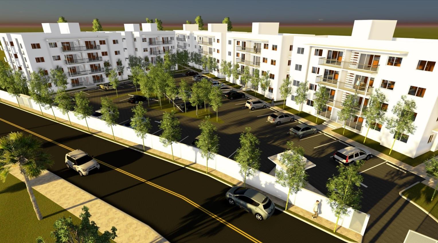 Proyecto Apartamentos