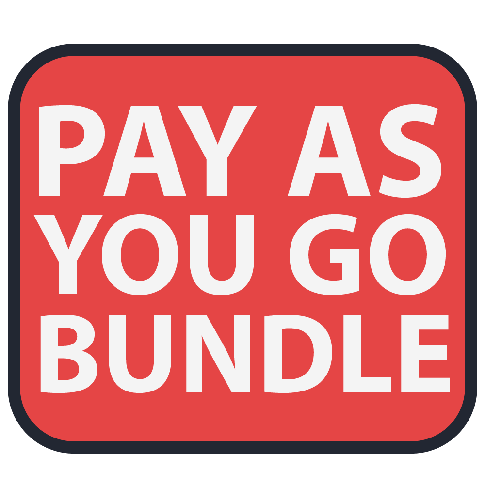 Pay As You Go Bundle