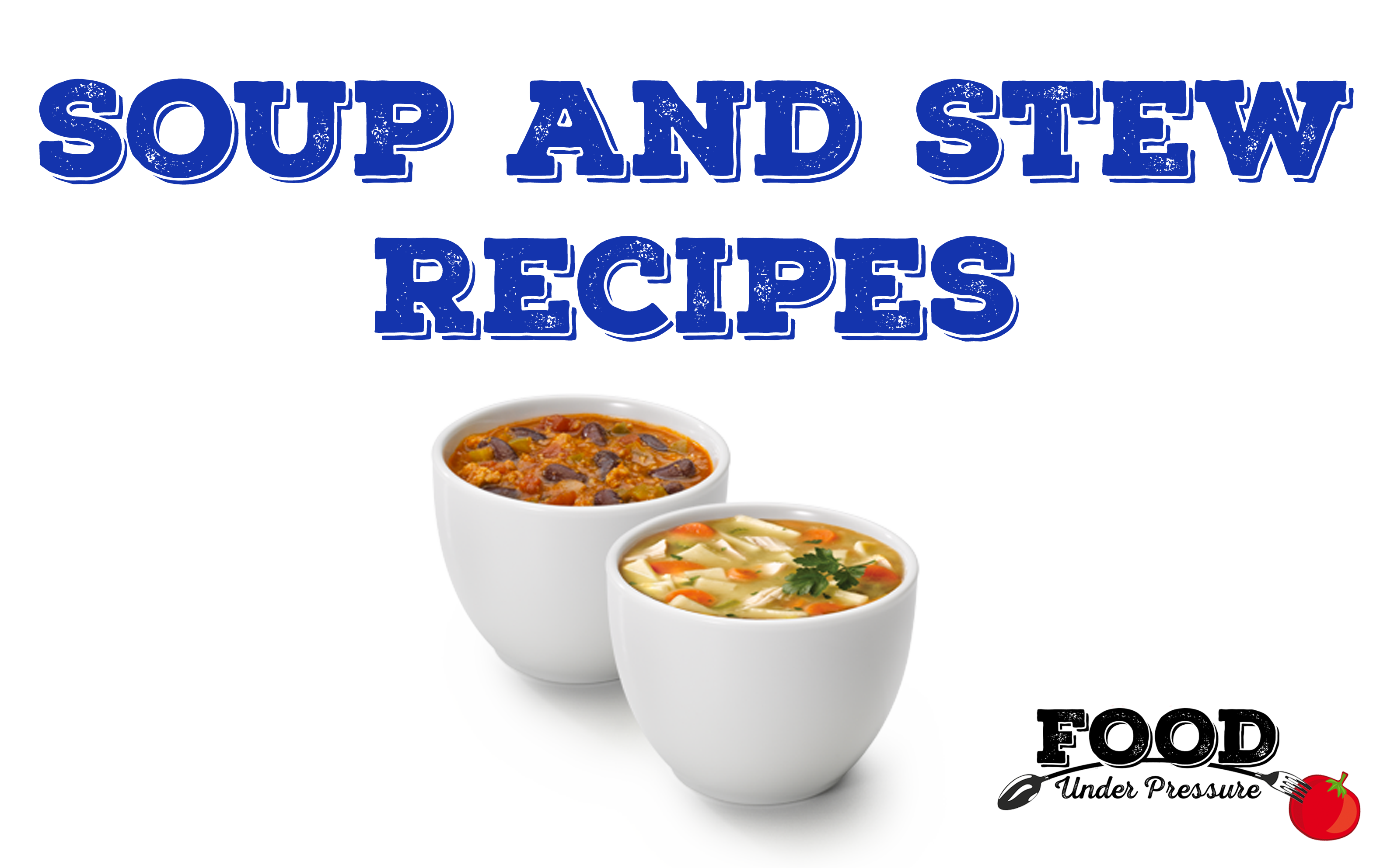 Soup and Stew Recipes