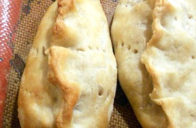 chicken pecan pasty