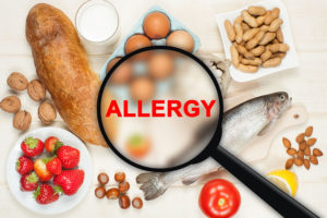 Camp Food Service Cross Contact and Allergens