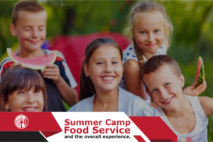 Summer Camp Food Service