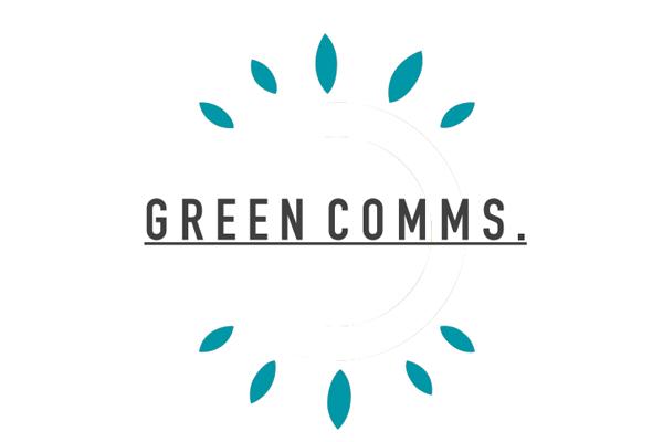 green comms logo