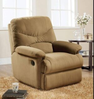 oakwood microfiber recliner