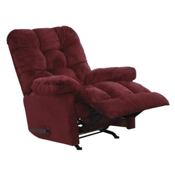deluxe magnum heat & massage recliner