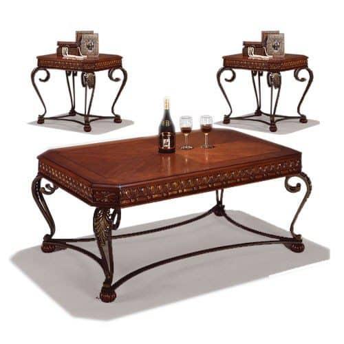 clairmont table set
