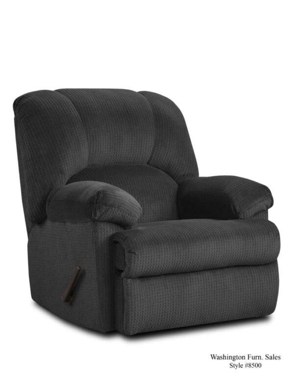 Washington Furniture 8500 Recliner slate