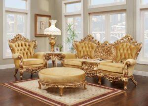 polrey living room set