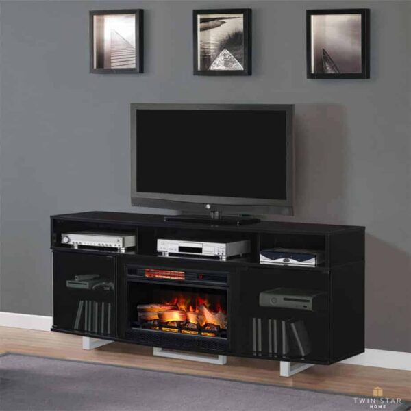 twinstar homes fireplace