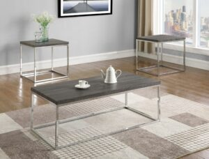 britt cocktail table set contemporary