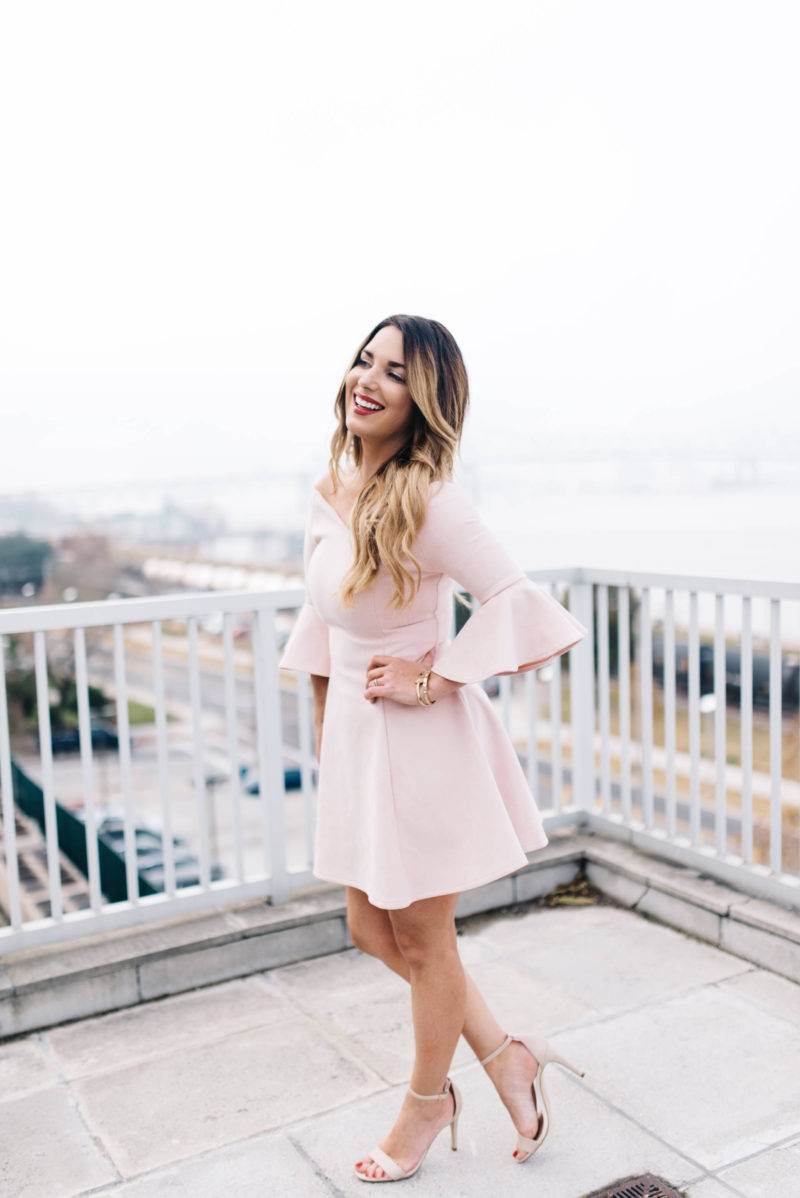 the perfect Valentine's Day dress