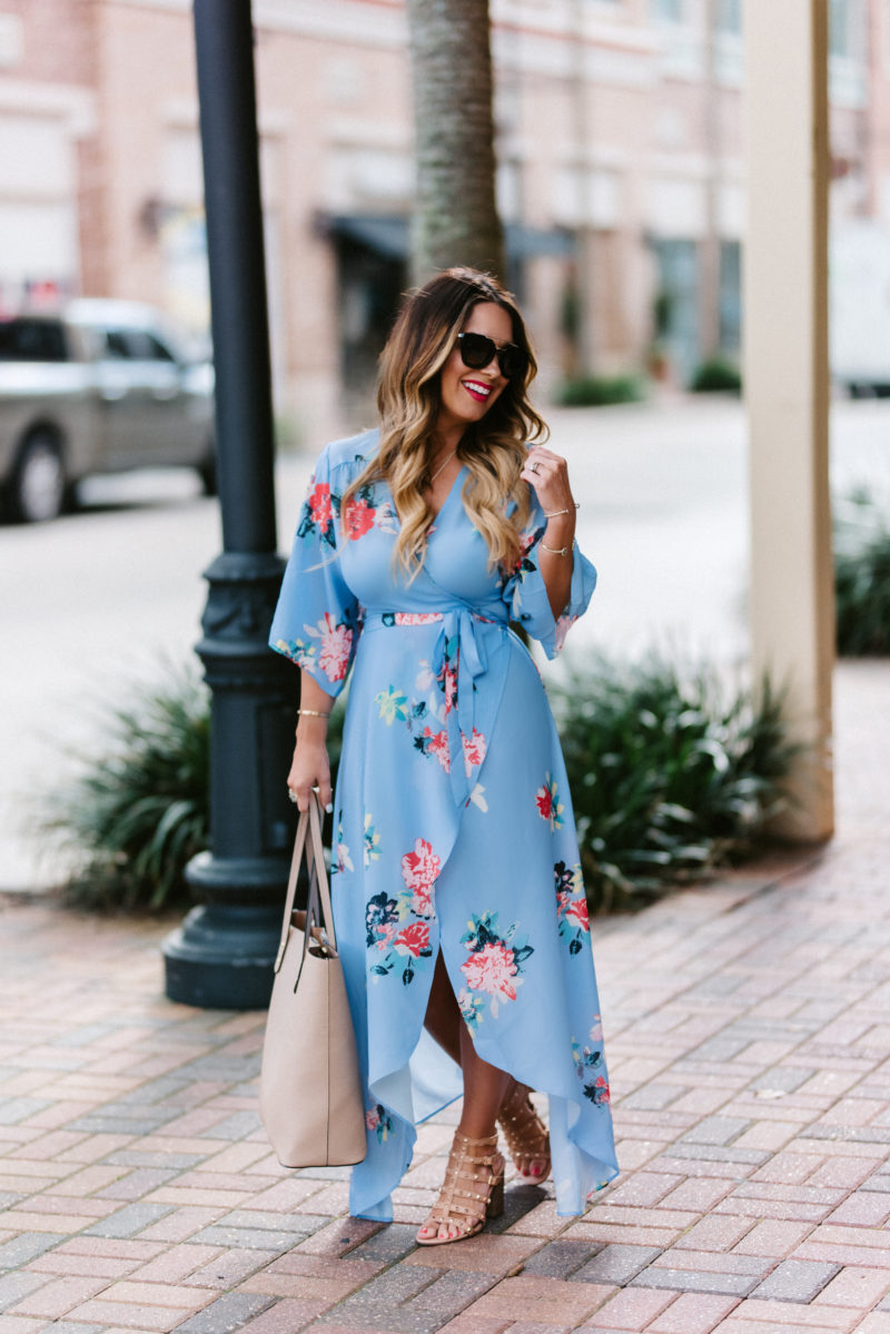 Springtime calls for floral prints and maxi dresses. Read more to find dresses for under $30.