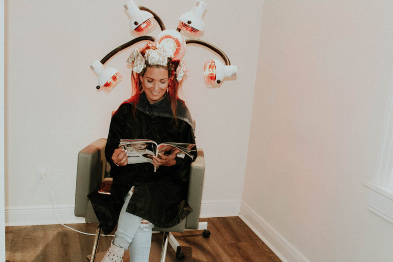 BALAYAGE, EXTENSIONS AND MORE. THE DETAILS ABOUT MY HAIR COLOR AND HAIR EXTENSIONS WITH GLOW HAIR AND BEAUTY BAR.