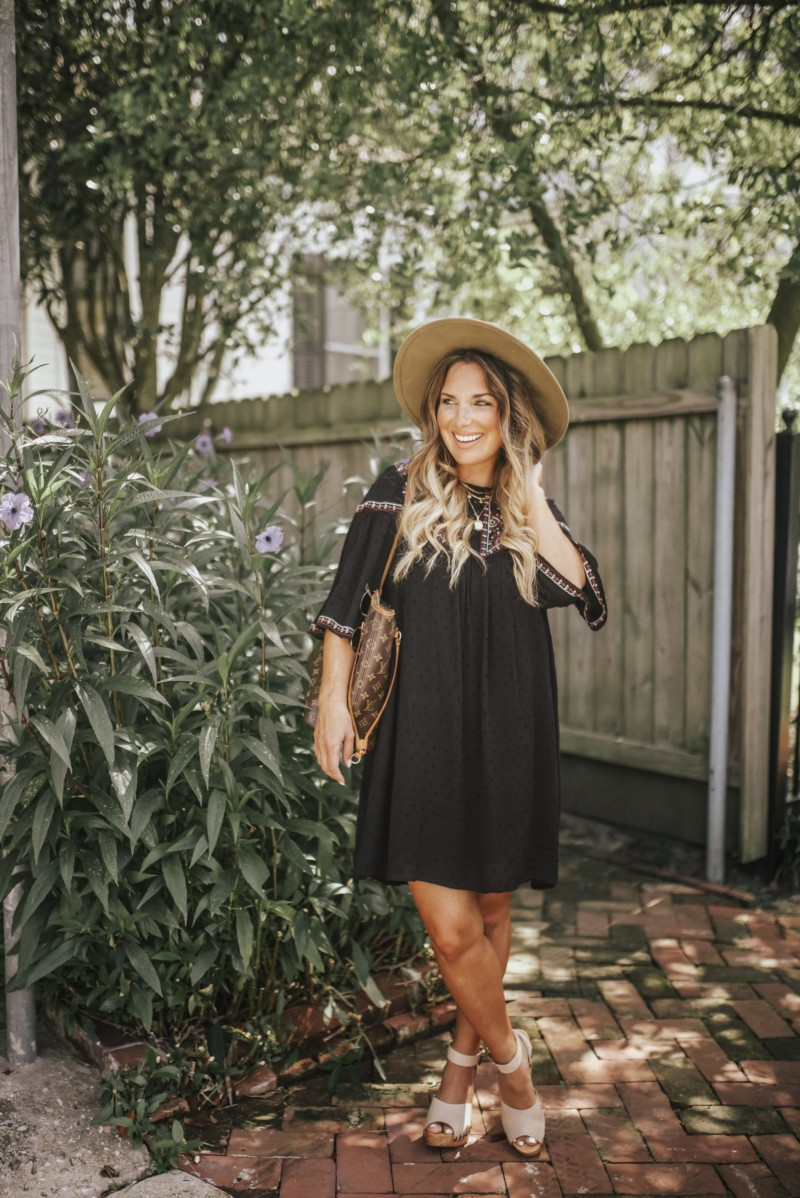 3 STEPS ON HOW TO TRANSITION YOUR WARDROBE INTO FALL. MORE DETAILS ABOUT MY LATEST FINDS AT FRANCESCA'S.
