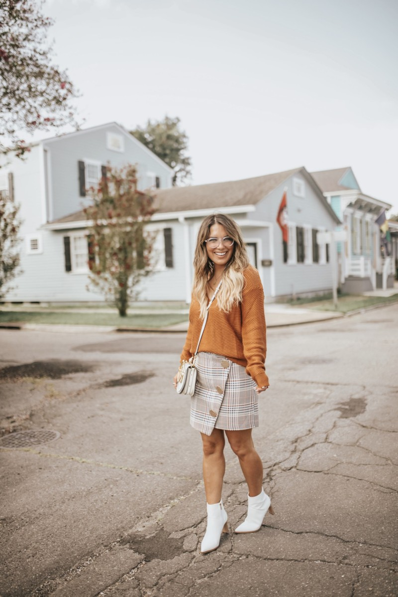 FROM 90'S INSPIRED PLAIDS TO HOUNDSTOOTH SUITS TO WHITE BOOTIES TO JUMPSUITS, RIVER ISLAND HAS THE BEST FALL TRENDS IN PETITE AND PLUS SIZES TOO. MORE DETAILS ON THE BLOG.