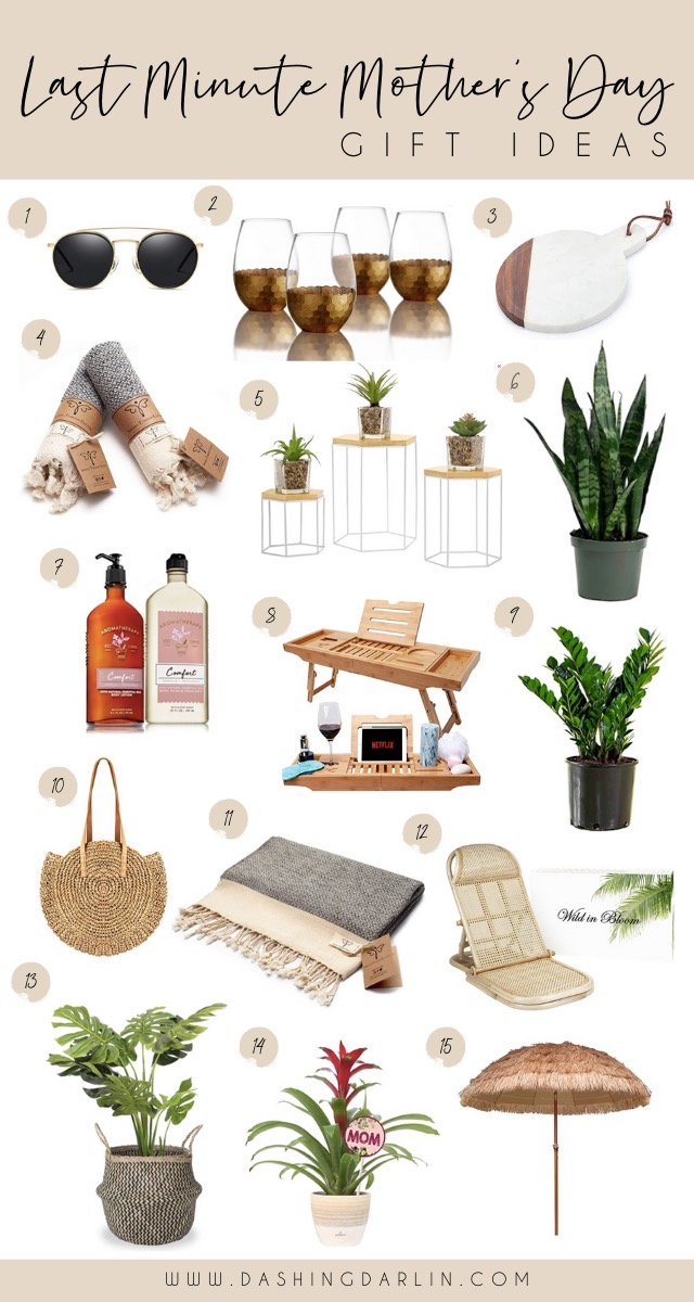 AMAZON GIFT IDEAS FOR MOM | HOUSE PLANTS, HOME DECOR, BEACH ACCESSORIES, AND MORE