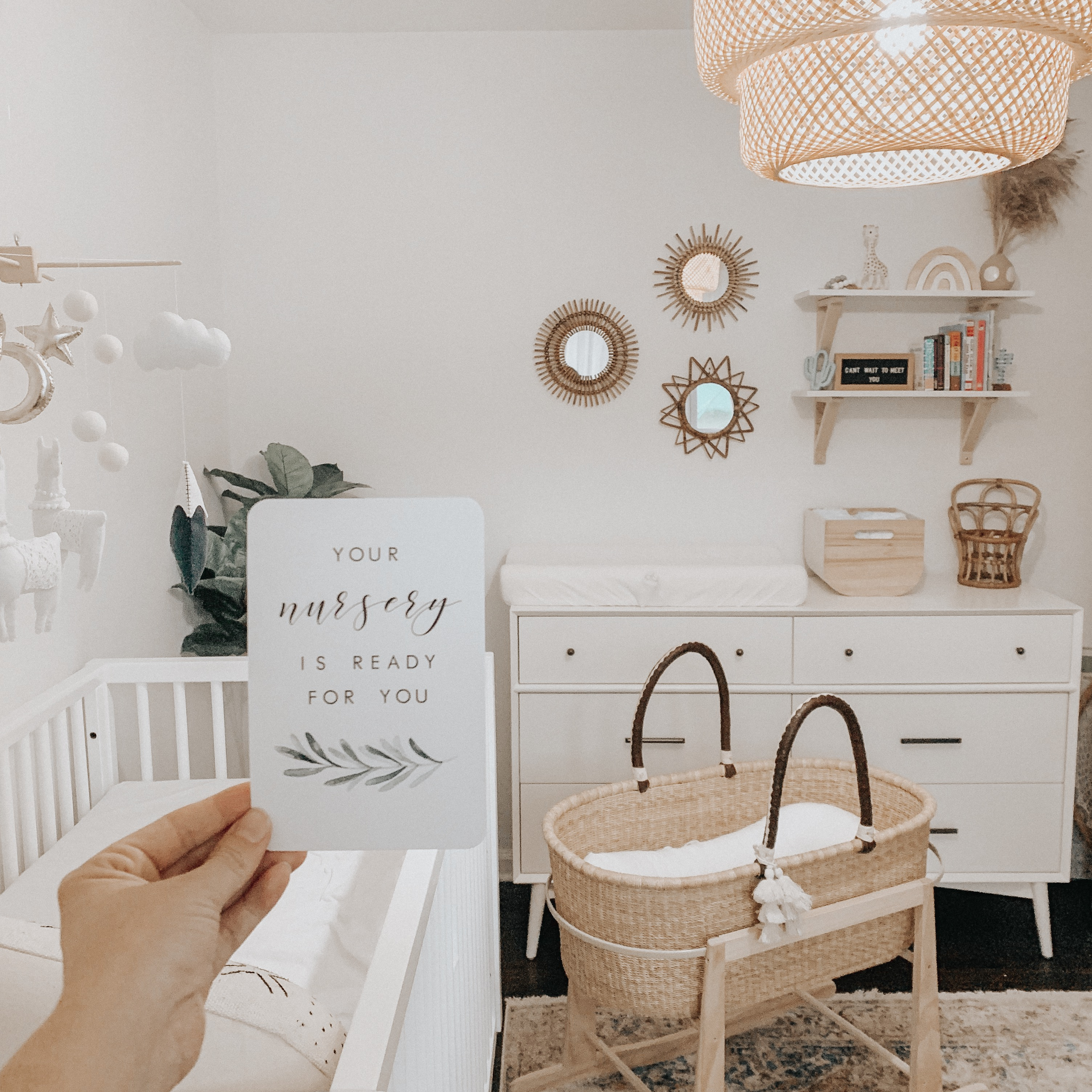 Gender Neutral Baby Room