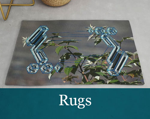Digital Art-Rugs