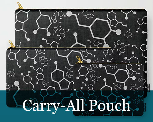 Digital Art-Carry-All Pouch