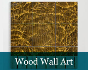 Photography-Wood Wall Art