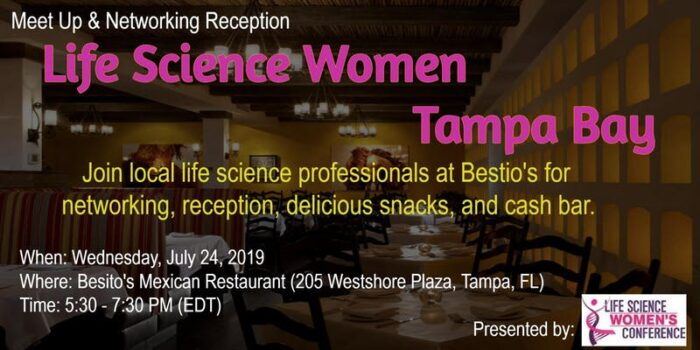 Life Science Conference Announces LIFE SCIENCE WOMEN NETWORKING AND RECEPTION