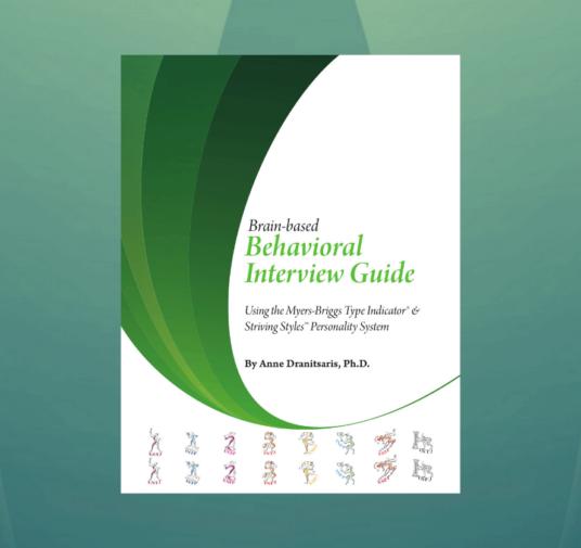 Brain-Based Behavioural Interview Guide